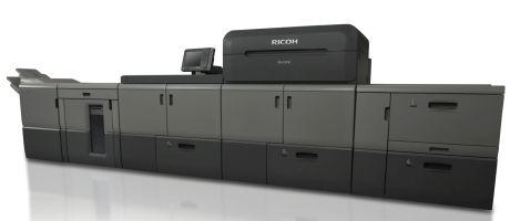 Magneet plaatst order voor tweede  Ricoh Pro™ C9110-productiesysteem op drupa 2016