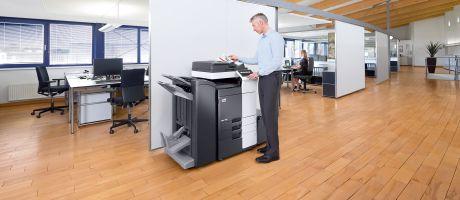 Nieuwe DEVELOP-kleurensystemen optimaliseren documentenstroom