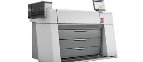 Canon lanceert met Océ ColorWave 810 en 910 snelste digitale grootformaat kleurenprinters in de markt