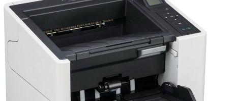 Panasonic introduceert nieuwe A4-kleurenscanner