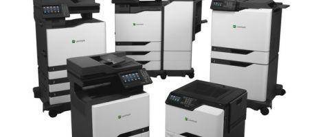 Lexmark introduceert baanbrekende innovaties binnen het snelst groeiende marktsegment