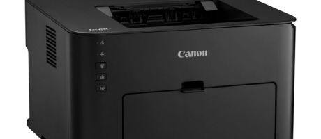 Canon's nieuwe i-SENSYS LBP151dw bespaart ruimte en tijd in kleine werkomgevingen