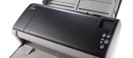 Fujitsu's fi-7460- en fi-7480-documentscanners brengen veelzijdigheid naar het bureaublad