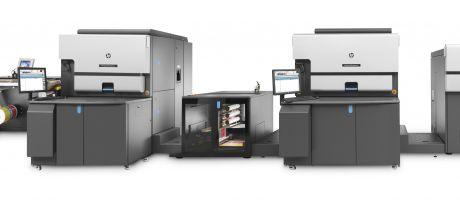 HP Inc. onthult meest productieve labelpersen met snelheidscapaciteit van 80 meter per minuut
