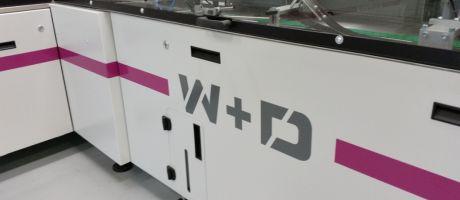 Mailstreet kiest nieuw W+D BB700 couverteersysteem