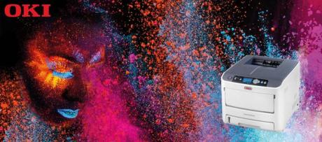 OKI maakt het bont met revolutionaire NeonColor-printer