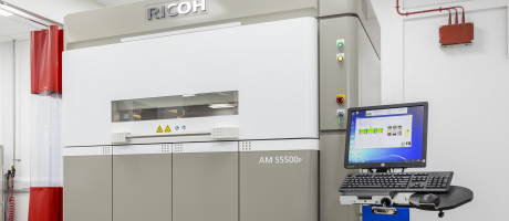 Lancering eerste high-end Ricoh 3D-printer in Nederland