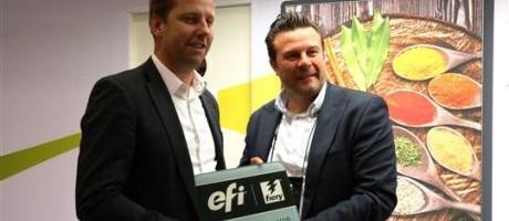 Ivo Bakker_Platinum Partner Award
