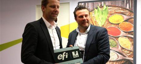 EFI benoemt Xtandit tot Fiery Platinum Partner 2016