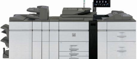 Sharp brengt productieprinters met Fiery®-toegang op de markt
