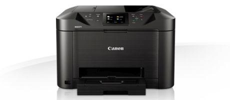 Vernieuwd Canon MAXIFY-assortiment met krachtige, efficiënte SFP en MFP's verhoogt productiviteit
