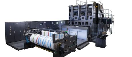 HP Inc. installeert HP PageWide Web Press T1100S bij Christiansen Print