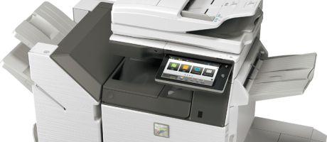 Sharp voegt vier multifunctionele printers toe aan het assortiment A3-MFP's