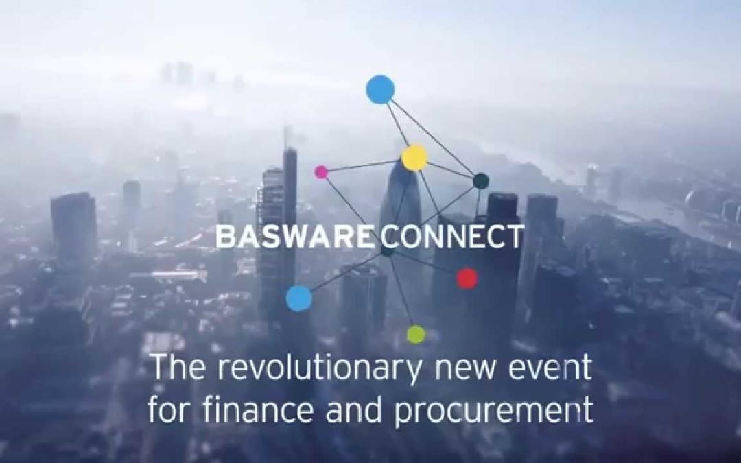 BaswareConnect 2016 – Het jaarlijkse evenement voor Finance- en Inkoopprofessionals!