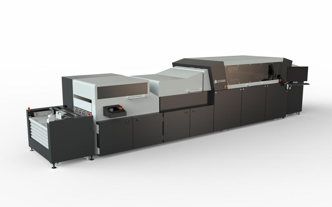 AtéCé exclusief vertegenwoordiger van Scodix digitale drukwerkveredelingssystemen