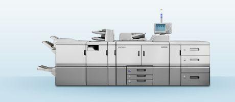 Ricoh lanceert Pro 8200s, 136 ppm zwart-wit losblad productieprinter