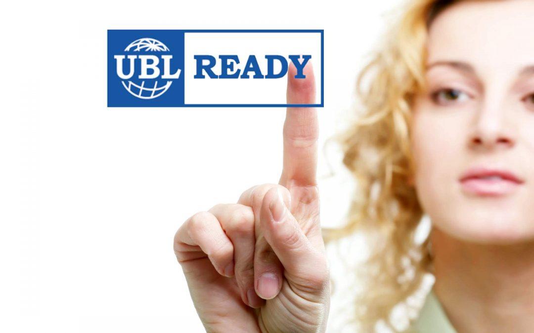 Docspro ontvangt keurmerk UBL Ready