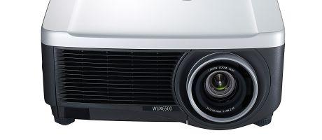 Canon introduceertXEED WUX6500-projector, PR500-R presenter en groothoekobjectief voor LX-projectoren