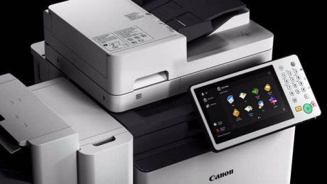 Canon lanceert drie nieuwe imageRUNNER ADVANCE MFP-series