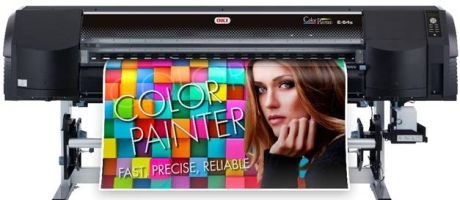 Oki introduceert ColorPainter E-64s breed formaat printer