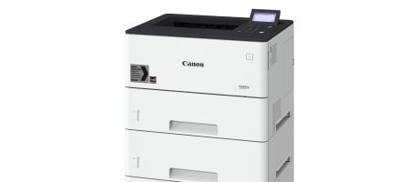 Canon introduceert 43 ppm i-SENSYS LBP312x zwart-wit printer