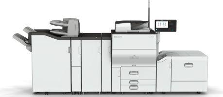 Ricoh introduceert PRO™ C5200s losblad productieprinter voor grafimediabedrijven en centrale repro's