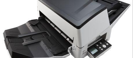 Tot 30.000 pagina's per dag digitaliseren met de productieve Fujitsu fi-7700 en fi-7600 scanners