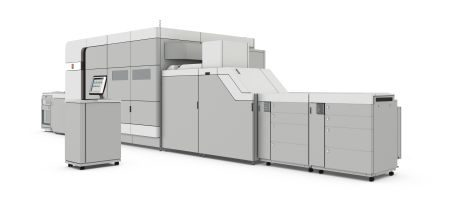 Canon introduceert 'Nederlandse' VarioPrint i200, 200 ppm losblad inkjet productieprinter