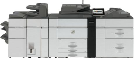 Sharp introduceert MX-M905, 90 ppm zwart-wit productieprinter
