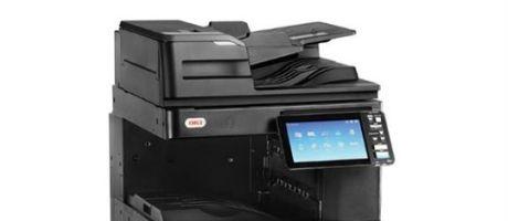 OKI stapt met 35 en 50 ppm multifunctionele printermodellen in servicecorner kantoor