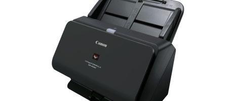 Canon introduceert 60 ipm imageFORMULA DR-M260 scanner