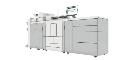 Canon introduceert varioPrint 140: 143 ppm zwartwit productprinter