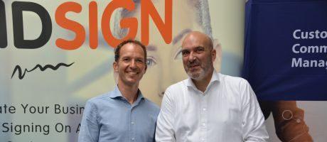 Hyarchis integreert digitale handtekeningoplossing van ValidSign in samenwerkingsoplossing