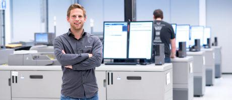 Print-en-bind investeert in samenwerking met Ricoh in toekomst