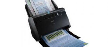 Canon introduceert  imageFORMULA DR-C230 documentscanner, 60 ipm dubbelzijdig