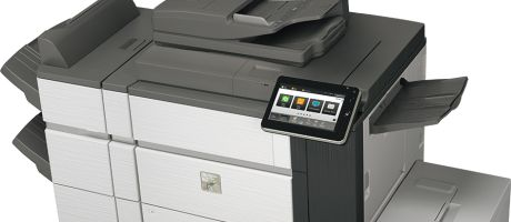 Sharp introduceert MX-6580N en MX-7580N multifunctionals. 65/75 ppm met OSA interface