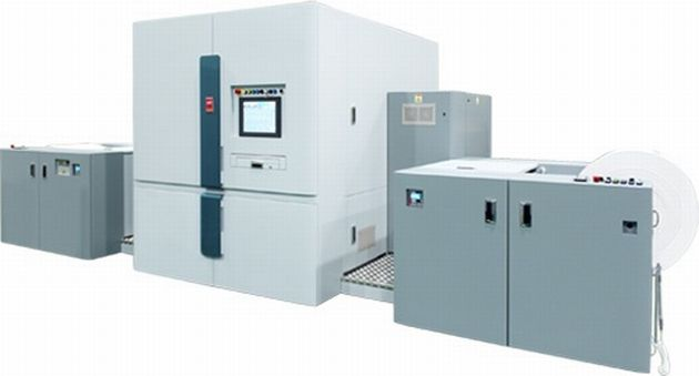 Océ introduceert JetStream 1900 full color productieprinter tot 1.714 A4 afdrukken per minuut