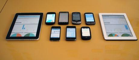 Onderzoek Symantec: significante adoptie van zakelijke mobiele applicaties