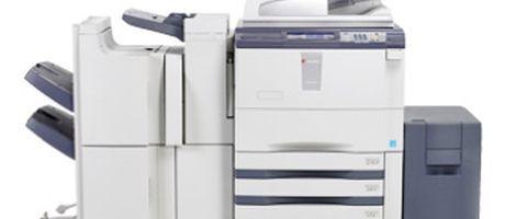 BLI: Toshiba e-STUDIO856SE betrouwbare en productieve 85 ppm multifunctional
