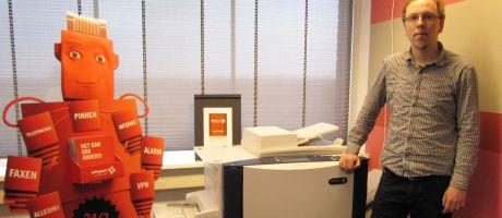 Infopact kiest voor milieubewust printen met de Xerox ColorQube