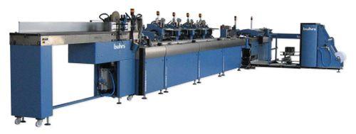 Buhrs introduceert nieuw Buhrs 5000 papier verpakkingssysteem op Drupa