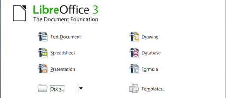 Open source LibreOffice geeft versie 3.6.3 voor Windows, MacOS en Linux vrij