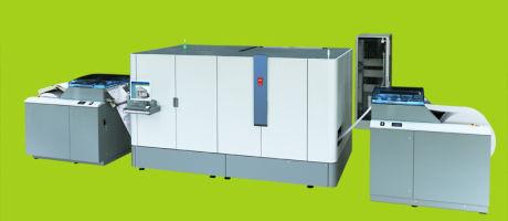 De overstap versnellen: Océ vergroot productiviteit van de ColorStream 3000 inkjetserie