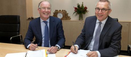 Zorgverlener 's Heeren Loo Zorggroep tekent omvangrijk Managed Print Services contract met Veenman