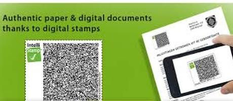 Voorkom fraude met veilge facturen. Valse facturen door ontvanger te detecteren met IntelliStamp