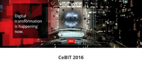 CeBIT 2016: Fujitsu-document capture-oplossingen –startpunt voor het managen van digitale documenten