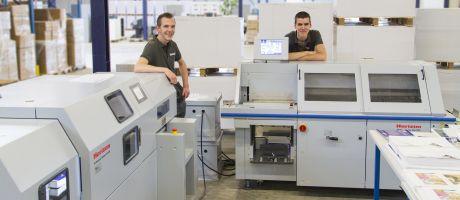 Simian installeert vijf nieuwe Horizon finishing systemen
