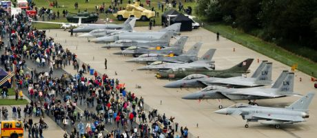 Luchtmachtdagen 2016 gebruikt SinglePoint-for-All