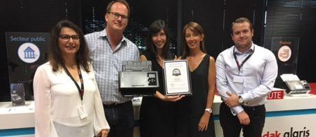 Kodak Alaris onderscheiden met twee Summer Pick Awards