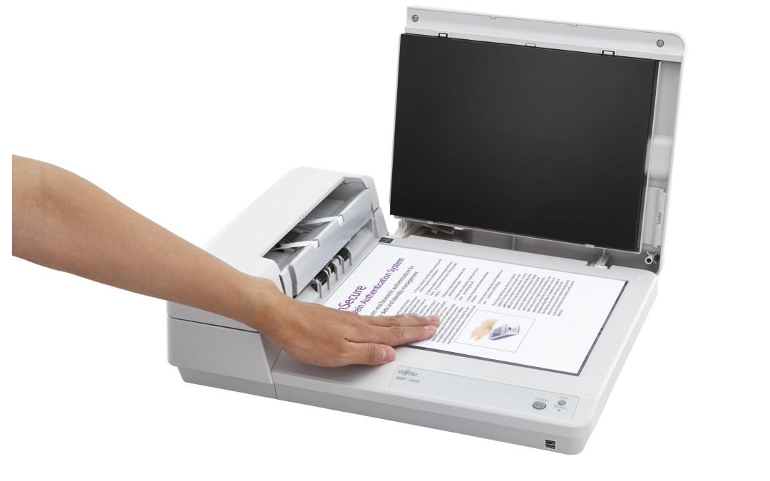 Nieuwe Fujitsu SP-1425-documentscanner voor eenvoudig kleinschalig scannen